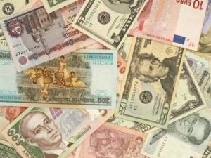 money-assorted